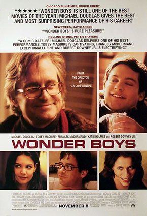Wonder Boys Poster The Book Wasnt Better
