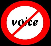 Losing Your Voice Losing Your Voice