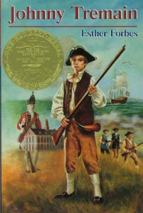 johnny tremain clean 201x300 Happy Johnny Tremain Day!