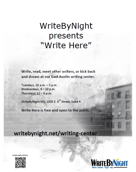 flyer New Open Hours at the Writing Center