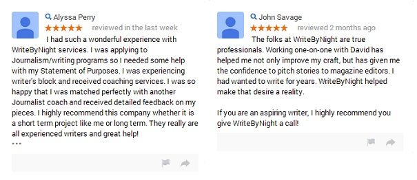 Private Instruction Reviews on Google Plus