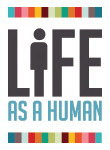Logo for LifeAsAHuman.com